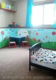 Dr Seuss Kids Room Room Kids Bedroom Boy Decor