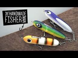 homemade fishing lures best tools and