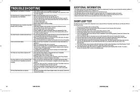 Troubleshooting Additional Information Short Loop Test Sportdog In Ground Fence 100a User Manual Page 12 15 Original Mode