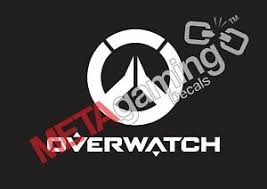 Overwatch Logo For Pc Ps Xbox Or Car Decal Sticker Ebay