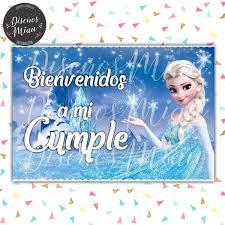 10 Invitaciones Tarjetas Cumpleanos Frozen Ana Y Elsa 150 00