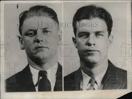 1934 Press Photo Felix McDonald & Bart Davitt charged with kidnaping of in  1931 | eBay