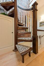 spiral srcase carpeted treads jpg