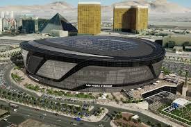 allegiant stadium capacity dels