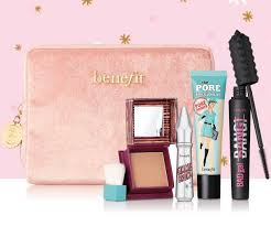 benefit tempting toppings makeup kit