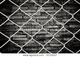 Chain Link Fence See Grunge Wall Background Stock Photo Amp Stock Garden Fencing Backyard Fences Fence Landscaping