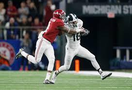 NFL Draft Profile: Michigan State WR Aaron Burbridge   NBC Sports ...