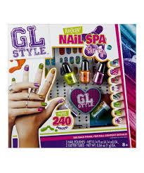 rockin nail spa party nail polish kit