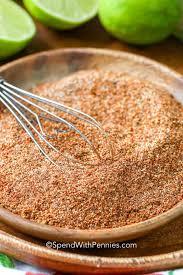 easy homemade fajita seasoning spend