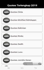 quotes terlengkap dan terbaik for android apk
