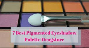 7 best pigmented eyeshadow palette