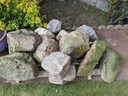 large boulders rocks for garden in