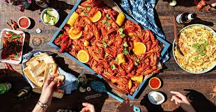 Family Shares Their Viet-Cajun Crawfish ...