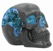 skull ornaments gothic gifts