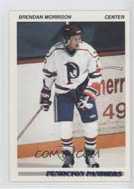 1992-93 British Columbia Junior BCJHL - [Base] #117 - Brendan Morrison