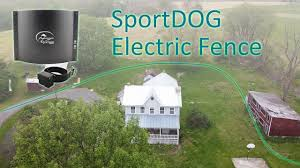 Checking Out Our New Sportdog Invisible Fence Youtube