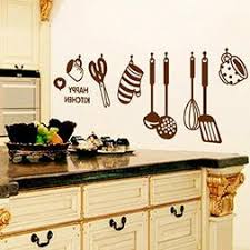Oil Proof Wall Stickers Kitchen Room Decoration Adhesive Stickers