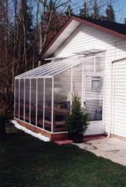 lean to greenhouse polycarbonate
