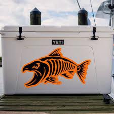 Tuna Fish Decal Tuna Yeti Cooler Decal Yeti C