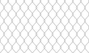 Chain Link Fence Vector Art Graphics Freevector Com