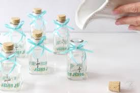 holy water favors for first communion