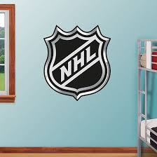 Nhl Logo Other Nhl Nhl Hockey Room Nhl Hockey Bedroom
