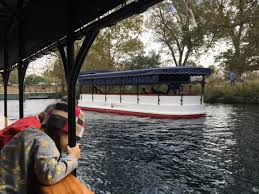 glass bottom boat tours at the meadows