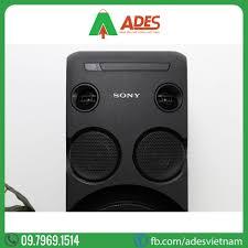 Dàn âm thanh Hifi Sony MHC-V50D | Chính hãng, Giá rẻ