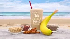 tropical smoothie cafe chia banana