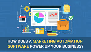 How Does A Marketing Automation Software Power Up Your Business?