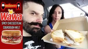 sourdough melts y cheesesteak