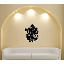 Shop Ganesh Ganesha Hindu God Of Success Vinyl Sticker Wall Decal Overstock 8539907