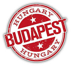 Budapest City Hungary Grunge Travel Stamp Car Bumper Sticker Decal 5 X 5 Continue To The Product At The Image Li Travel Stamp Budapest City Bumper Stickers
