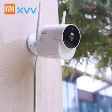 Camera giám sát không thấm nước Xiaomi chất lượng cao tiện dụng