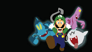 luigis mansion wallpapers on wallpaperplay