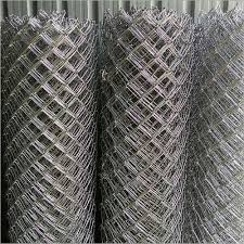 Steel Chain Link Wire Mesh Fence At Best Price In South Dinajpur West Bengal J M Enterprise