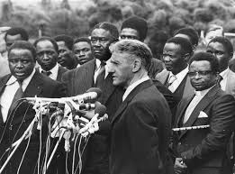 A Life in Focus: Ian Smith – last white leader of Rhodesia, now Zimbabwe,  who fought to preserve minority rule | The Independent | The Independent