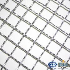 China Galvanized Stainless Steel Wire Mesh Crimp Wire Mesh For Bbq China Crimp Wire Mesh Stainless Grill Mesh