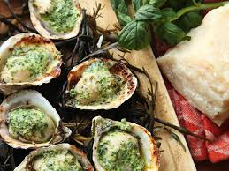 Grilled Oysters Are Better With Butter ...