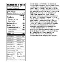 nutrisystem turbo shake mix vanilla 1