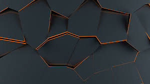hd wallpaper polygon material design