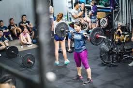 best crossfit gyms in hong kong hong