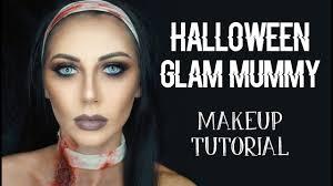 glam mummy makeup tutorial