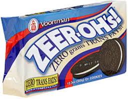 voortman cookies 12 3 oz nutrition