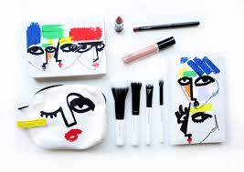 o kitty mac makeup bag collection