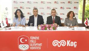 Turkish Olympic Committee Signs Koç Holding as Main Sponsor - iSportConnect