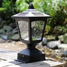 50 Outdoor Solar Post Lights You Ll Love In 2020 Visual Hunt