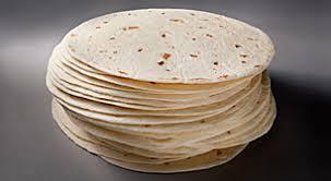 4 5 mini pressed flour tortilla