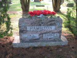 Iva Iona Bickford Hamilton (1910-2008) - Find A Grave Memorial