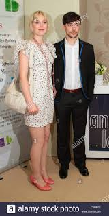 Hattie Morahan and Blake Ritson , attends the Art Antiques London ...